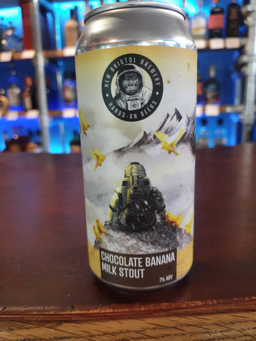 New Bristol Brewery - Chocolate Banana Milk Stout