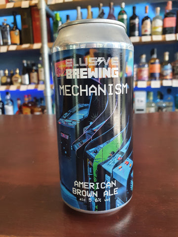 Elusive Brewing - Mechanism