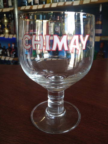 Chimay Beer Glass 33cl