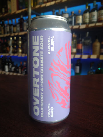 Overtone Brewing Co - Blueberry And Pomegranate Sour