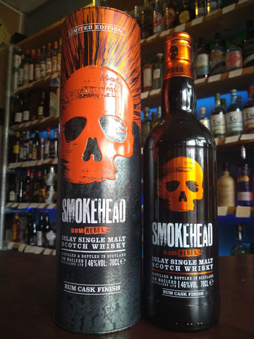Smokehead - Rum Rebel