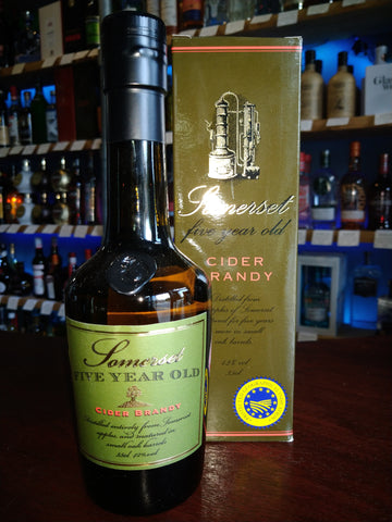 Somerset Cider Brandy - 5yr 35cl