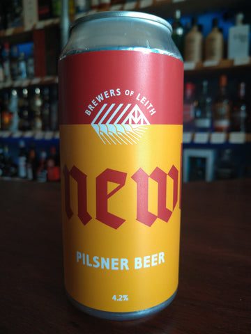Newbarns - Pilsner Beer