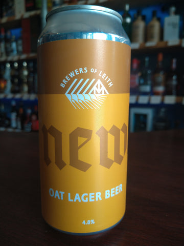 Newbarns - Oat Lager Beer