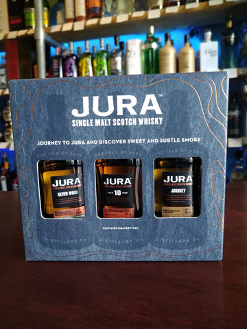 Jura Miniature Gift Pack