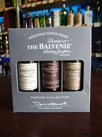 The Balvenie Tasting Collection