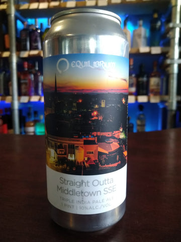 Equilibrium - Straight Outta Middletown South Street Edition