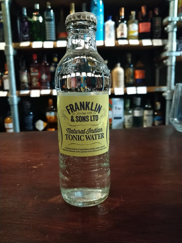 Franklin & Sons - Natural Indian Tonic Water 200ML