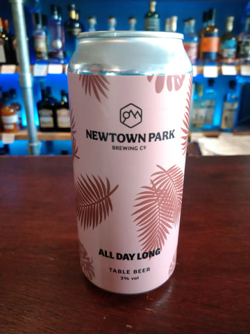 Newtown Park - All Day Long Table Beer