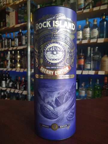 Douglas Laing - Rock Island, Sherry Edition