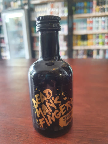 Dead Mans Fingers Spiced Rum 5cl
