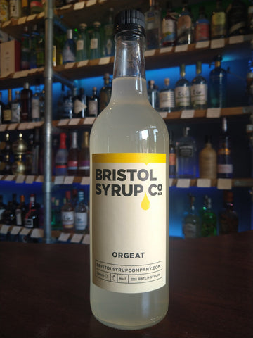 Bristol Syrup Company - Orgeat