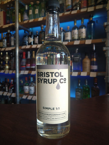 Bristol Syrup Company - Simple 1:1