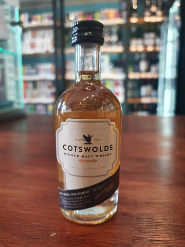 Cotswolds Whisky 5Cl