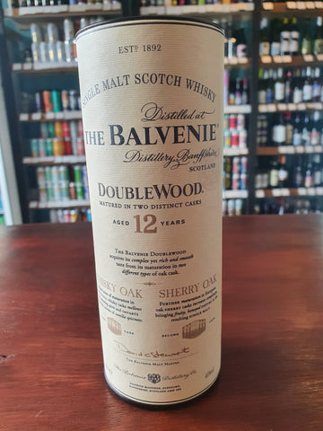 Balvenie Double Wood 12Yr 20Cl