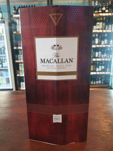 Macallan - Rare Cask No.1