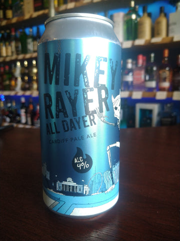 Crafty Devil - Mikey Rayer All Dayer