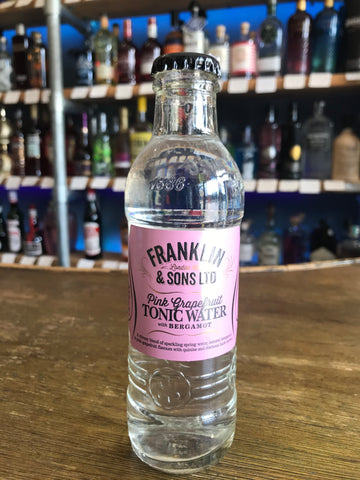 Franklin & Sons - Pink Grapefruit Tonic Water With Bergamot