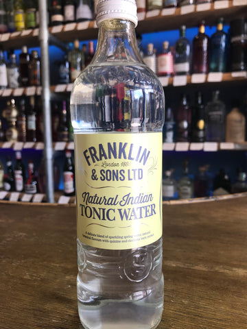 Franklin & Sons - Natural Indian Tonic Water 500ML