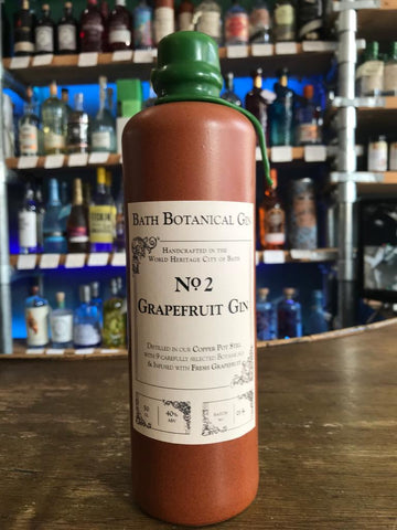 Bath Botanical Gin - No2 Grapefruit