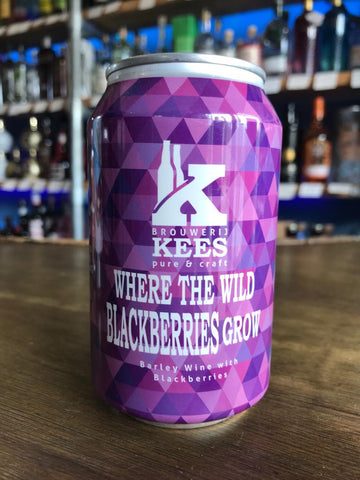 Kees - Where the Blackberries Grow