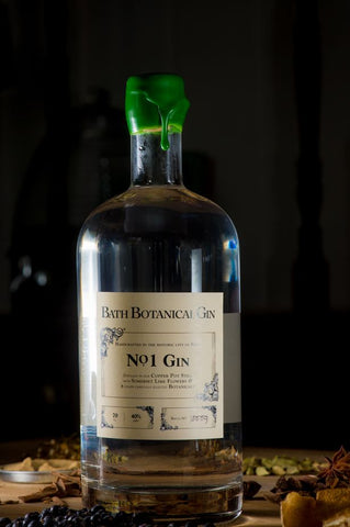 Bath Botanical Gin #1