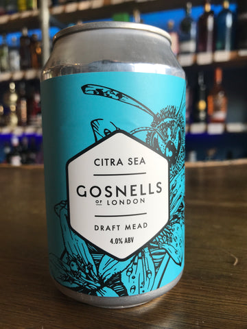 Gosnells - Citra Hop And Sea Salt Sparkling Mead