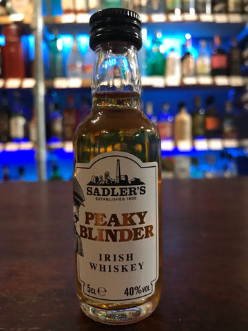 Peaky Blinders Irish whiskey - 5Cl