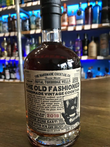 Handmade Cocktail Company - The Old Fashioned