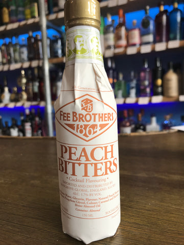 Fee Brothers - Peach Bitters