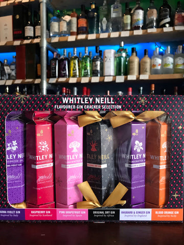 Whitley Neill Gin Crackers