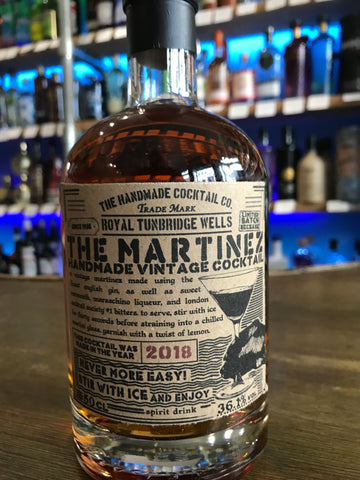 Handmade Cocktail Company - The Martinez