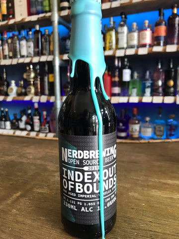 Nerd Brewing - Indexoutofbounds