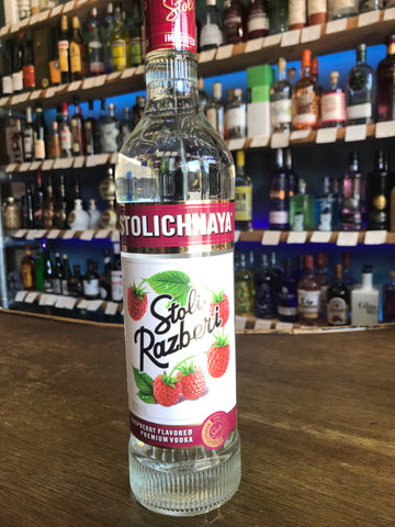 Stolichnaya - Raspberry Vodka