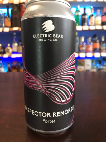 Electric Bear - Inspector Remorse