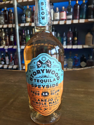 Storywood Tequila - Speyside Cask 14 Month Aged Añejo