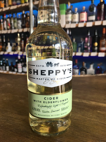 Sheppy's - Elderflower Cider