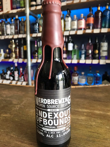 Nerd Brewing - Indexoutofbounds Double Chocolate