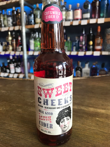 Cotswold cider - Sweet Cheeks