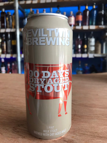 Evil Twin - 90 Day Dry Aged Stout
