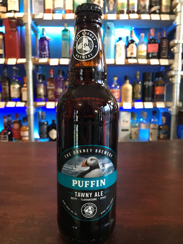 Orkney Brewery - Puffin Ale