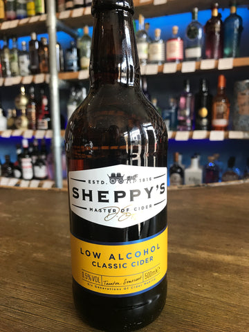 Sheppy's - Low Alcohol
