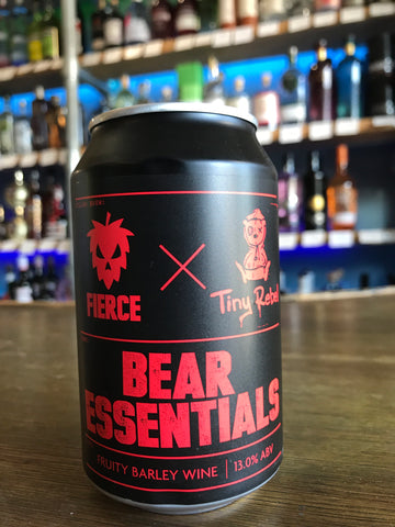 Fierce / Tiny Rebel - Bear Essentials