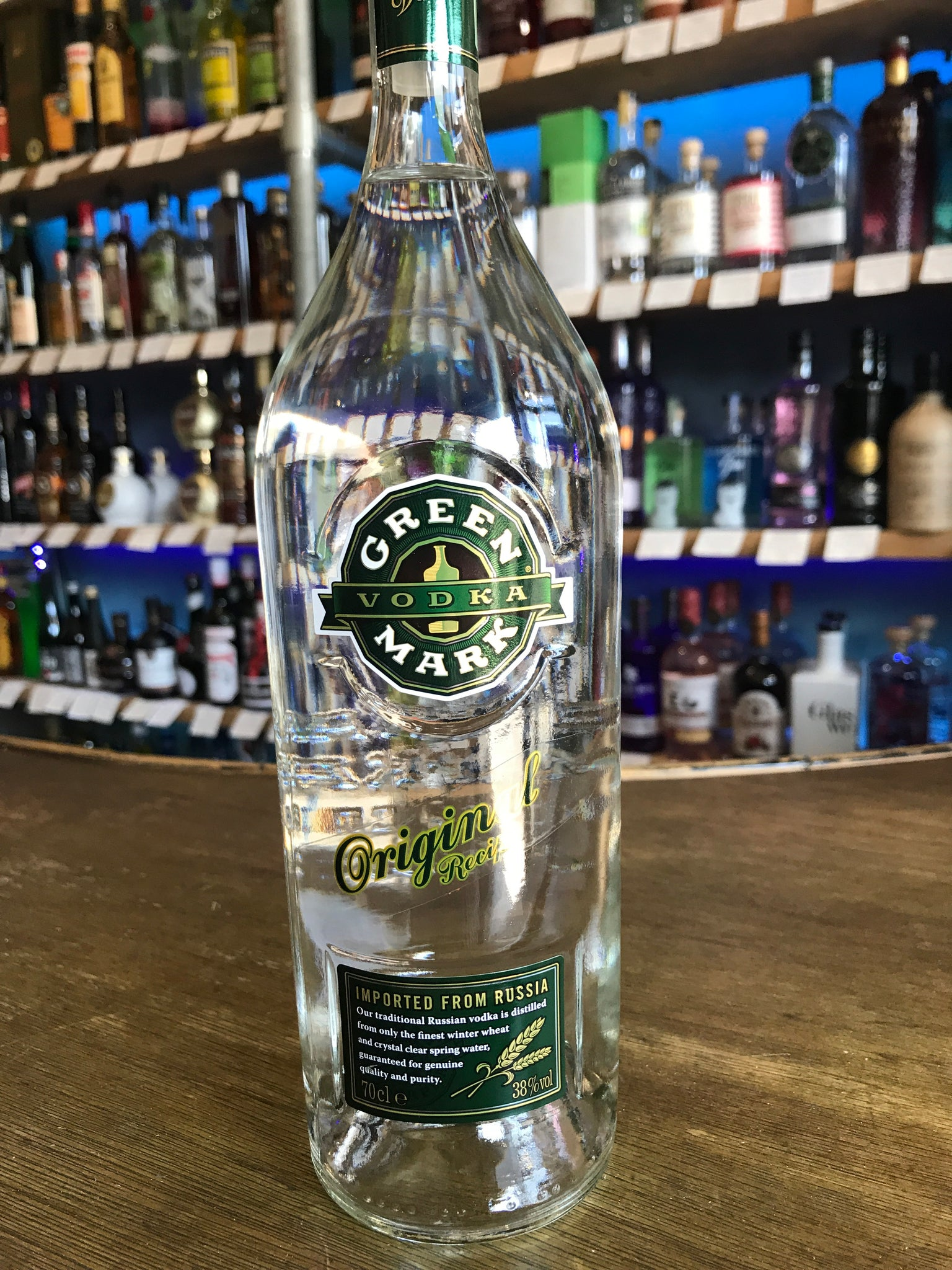 Green Mark Vodka