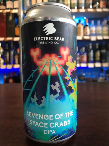 Electric Bear - Revenge Of The Space Crabs