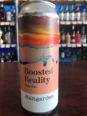 Maltgarden - Boosted Reality