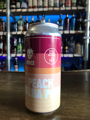Fierce - Peach Melba Pale