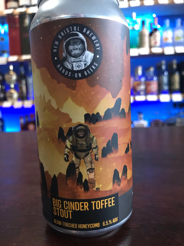 New Bristol Brewery - Big Cinder Toffee Stout