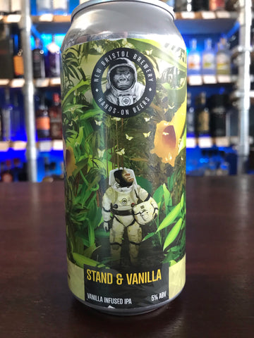 New Bristol Brewery - Stand And Vanilla IPA