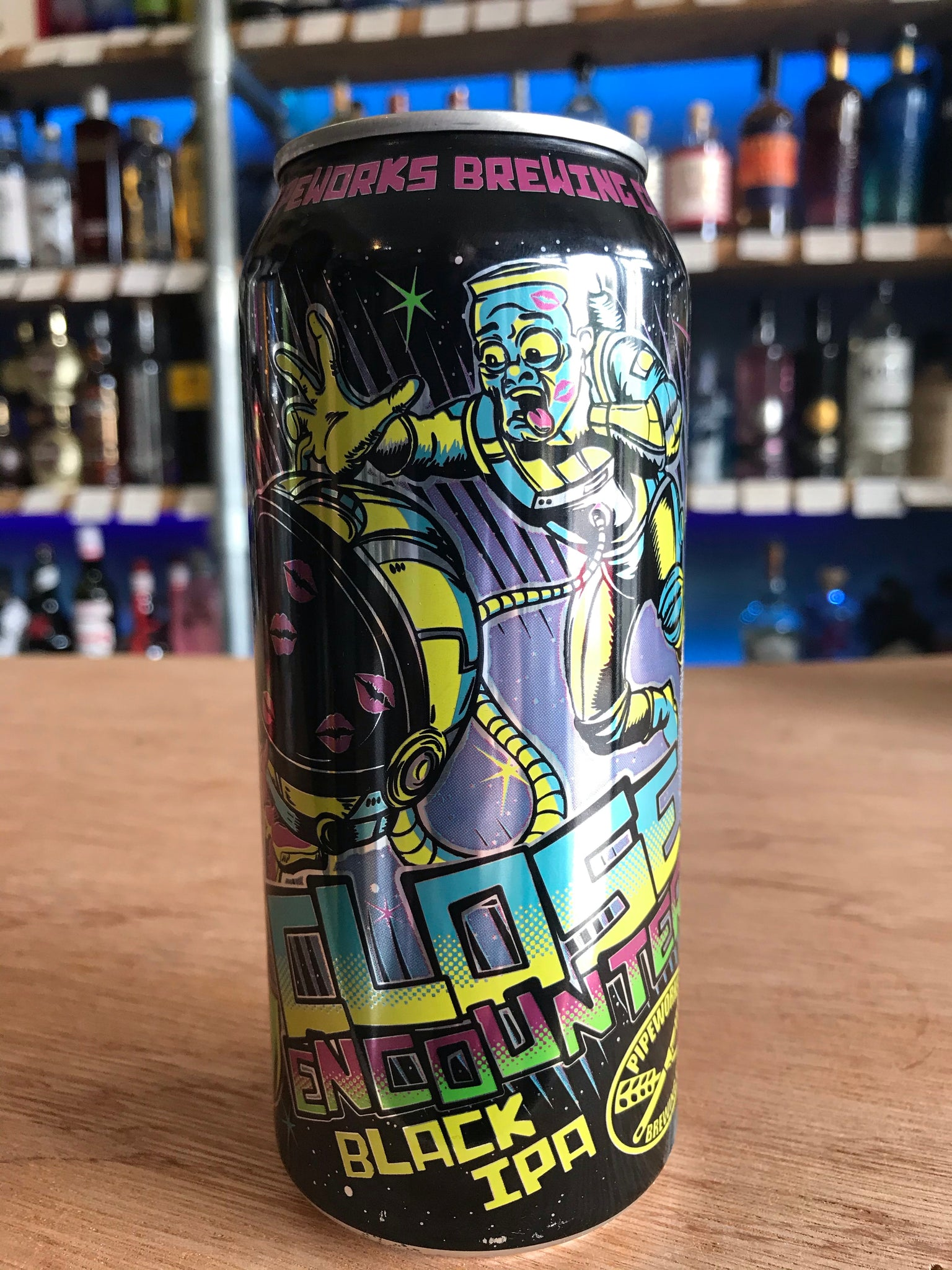Pipeworks - Close Encounter